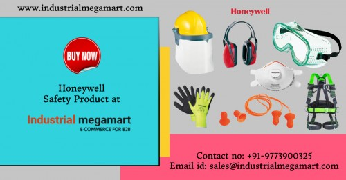 With the help of an online Industrial Megamart shopping store you can buy bulk honeywell safety products at affordable price. Industrial Megamart offers best class safety equipment for professionals, hobbyists and industrial workers. We carry industrial personal protective equipment like safety masks, worker gloves, safety helmet, fall protection, safety shoes, eye protection and more.  Call us on (+91-9773900325) to ask regarding global manufacturers or distributors at the most reasonable rates.   Address: Industrial Megamart ithum Tower B, Noida sector 62  Noida, UP. Pincode: 201301 Contact no: +91-9773900325 Visit: https://www.industrialmegamart.com