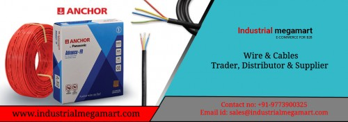 Hi Guys, If you are searching to buy Anchor Cable & Wire for your industry, home or business. You have come to the right place.  We at Industrial Megamart, one of the best high quality anchor cable & wire equipment wholesalers based in India. We provide a range of Anchor cable products which consists of control cables, data cables, highly flexible cables, cable glands, connectors and more. To get the most competitive rates and the latest offers, call us directly at +91-9773900325.  Address: Industrial Megamart ithum Tower B, Noida sector 62  Noida, UP. Pincode: 201301 Contact no: +91-9773900325 Visit: https://www.industrialmegamart.com