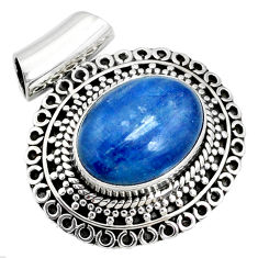 925-sterling-silver-natural-blue-kyanite-oval-pendant-jewelry-r72967.jpg