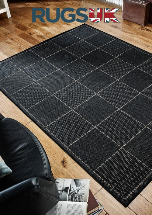 Checked-Flatweave-Rug-by-Oriental-Weavers-Colour-Black-with-logo.jpg