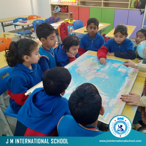 JM International is one of the good schools in Greater Noida West. Keeping at par with the Best Schools in Noida and Greater Noida, JMIS, embodies the philosophy that a healthy mind resides in a healthy body. To nurture students into well-balanced individuals the sports curriculum is an integral and compulsory part of the school curriculum design. Visit us: https://rb.gy/se865x.