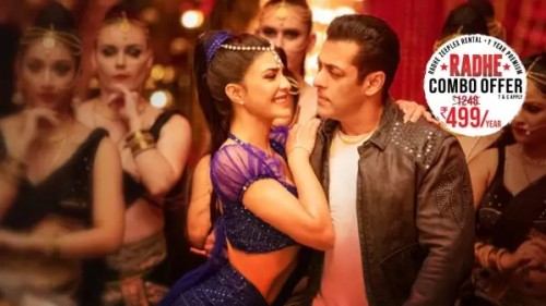 Enjoy Dil De Diya music video starring Salman Khan & Jacqueline Fernandez from the latest movie Radhe - Your Most Wanted Bhai. Stream Dil De Diya video song online in HD on ZEE5. Also, watch Radhe movie releasing on 13th May on ZEE5.