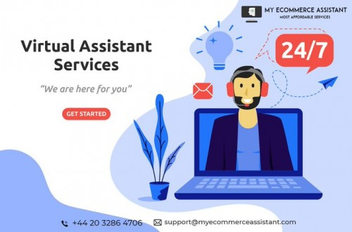 Are you searching for virtual assistant services in UK?. My Ecommerce Assistant provides an amazon expert virtual assistant to guide your business ideas at affordable prices. Call us - +44 20 3286 4706 for more details. For more details or visit: - https://www.myecommerceassistant.co.uk/
