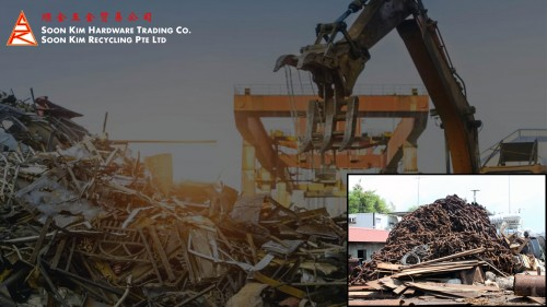 If you're looking for scrap metal recycling in Singapore, SoonKim is one of the largest scrap merchants. All sorts of scrap, including iron, aluminium, steel, and cable copper, can be recycled and sold at a profit. Visit our website to learn more about how we operate - https://www.soonkim.com/