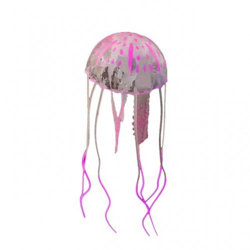 Colourful Artificial Glowing Jellyfish