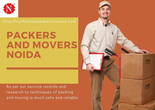 Packers and Movers Noida by Noida Home Packers Movers