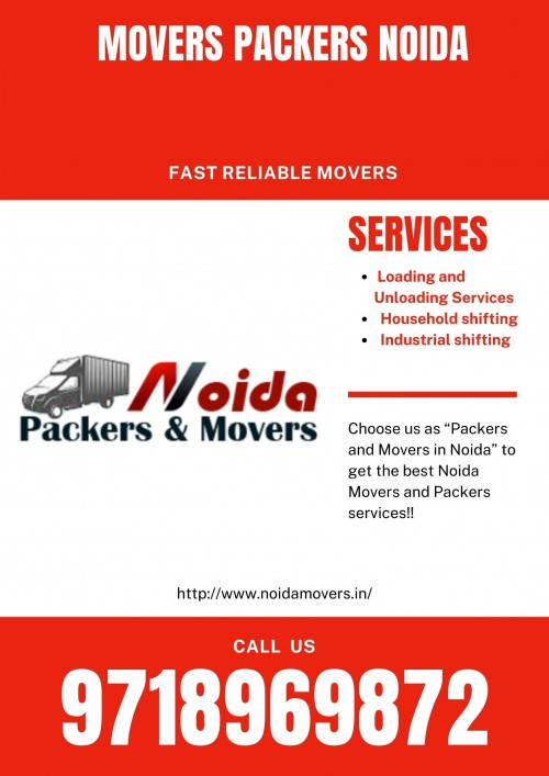 Movers Packers Noida