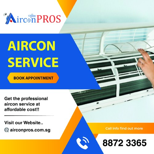 Airconpros is one of the best aircon service providing companies in Singapore for homes and offices. Our Airconpros service technicians will check to identify the problem in the aircon unit to enhance its performance. https://airconpros.com.sg/