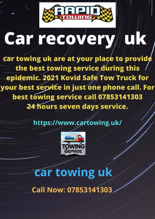 Car recovery uk