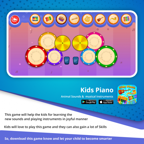 So what are you waiting for? Download this amazing game for your children to let them learn ample of things in one place.  Download Now.- https://bit.ly/3gJ4Sal