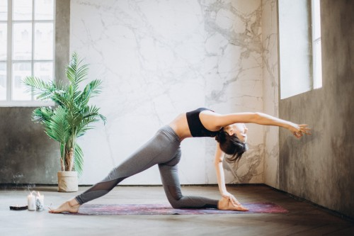 Health and fista share some yoga stretching routines that will ease back pain, muscle pain as well. Create your yoga stretching routine now! Read here- https://healthandfista.com/7-best-yoga-poses-for-flexibility/