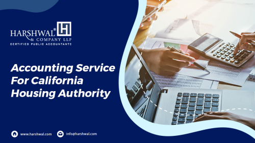 Accounting Service For California Housing Authority