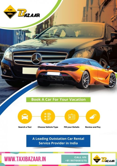 Book A Car For Your Vacation
