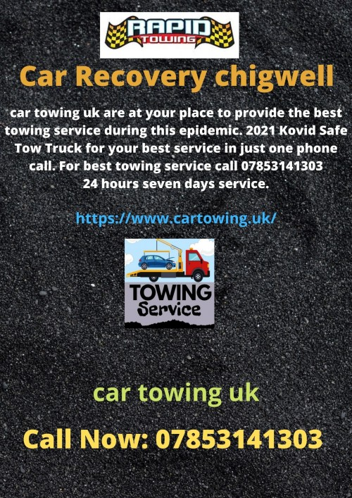 Car Recovery chigwell