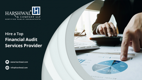 Hire a Top Financial Audit Services Provider