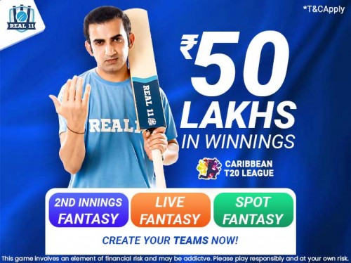 Real11 is certainly among the top fantasy apps in India. The user-friendly interface along with extensive features makes it unique in its own way. The fantasy cricket app download can be made via a typical apk. Download the Real11 apk from our website for android/ios and commence the installation procedure. Play fantasy cricket and win exciting cash prizes everyday https://real11.com/fantasy-cricket-app