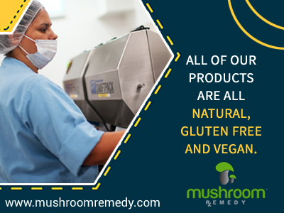 Mushroomremedy Our Products All Are Natural