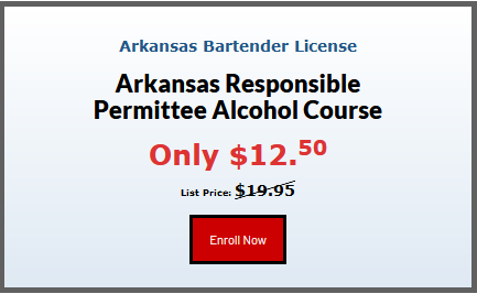 Arkansas Responsible Permittee Program Alcohol Course is based on Serving Alcohol Inc. relating the service of alcohol for bartenders, wait staff, or managers of a restaurants, bars, or nightclubs as well as liquor stores. Read More: https://servingalcohol.com/arkansas-responsible-permittee-alcohol-course/