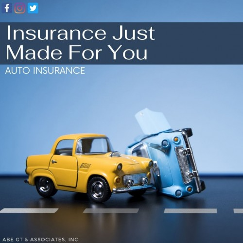 Auto insurance policy may cover the liability of compensating for damage or death on the road and also include monetary coverage for any vehicle damage. Agents at Abe GT & Associates help you in getting comprehensive auto insurance in Lansing for a satisfactory amount of coverage.