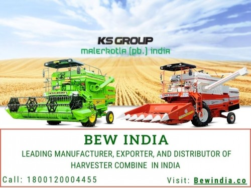 Harvester Combine BEW India KS Group