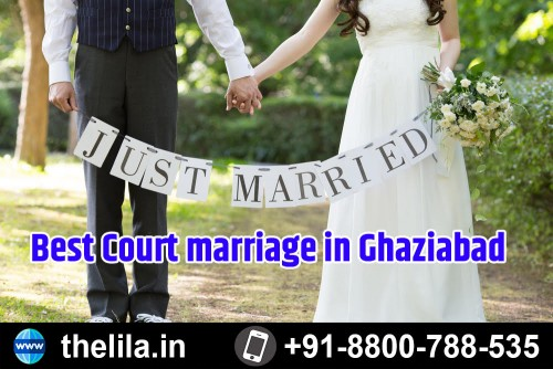 You can easily do best court marriage in Ghaziabad from Thelila, where quality service is a must with safest documents and marriage procedure, everything is done with legal guidance from a trusted legal firm, With Lead India law associates. For more information. Contact+ 91-8800788535 Email: leadindialaw@gmail.com Website: https://www.thelila.in/marriage-registration You tube: https://www.youtube.com/watch?v=F7X-nQXY_34