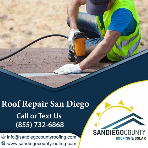 San Diego County Roofing & Solar offers the quality best low cost roof repair in San Diego. The company has more than 25 years' experience in installing and repairing the roofs of residential and commercial buildings.  https://sandiegocountyroofing.com/roof-repair/