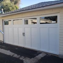 Clopay, the top brand of premium quality garage doors in America, offers the largest variety of beautiful styles including raised-panel and carriage house. Castle Improvements, the best performing garage door specialist agency, leverages the benefits of choosing Clopay garage door.  https://castlegaragedoors.com/project/classic-garage-doors/  #clopaygaragedoor #garagedoors #clopaygaragedoorinstallation