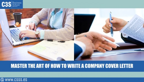 HOW TO WRITE A COMPANY COVER LETTER