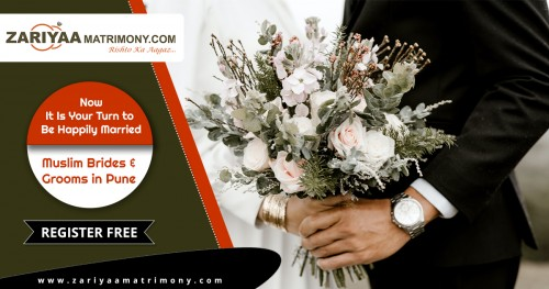 Zariyaa Matrimony is a leading Muslim Marriage Bureau in Pune; that has been successfully Producing 1000+ success stories by finding Pune Muslim Brides/Grooms from the top cities and professions. Personalized and Customized Services.  Website: https://zariyaamatrimony.com