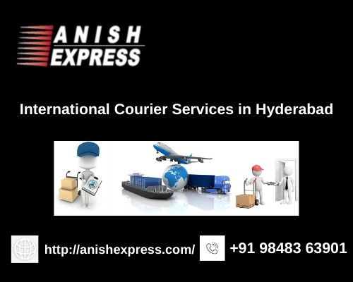 International Courier Services in Hyderabad- You can get remarkable services nowadays courtesy of the reliable courier delivery services. To send a courier from Hyderabad you must find a good courier company that provide you with best Courier Services to ensure the safe passage of the parcel. For more information visit our website http://anishexpress.com/.