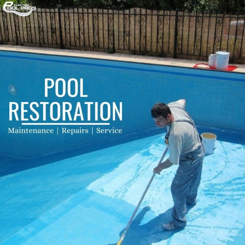 After few initial years, the pool may start losing its glory; the colors start to fade, tiles can crack or fall, and more. Not everyone wants to invest in a brand new pool now and again, that's where pool restoration helps you. Custom Pool Pros provides inground pool restoration in Ocean NJ, to keep the pool fresh and vibrant.