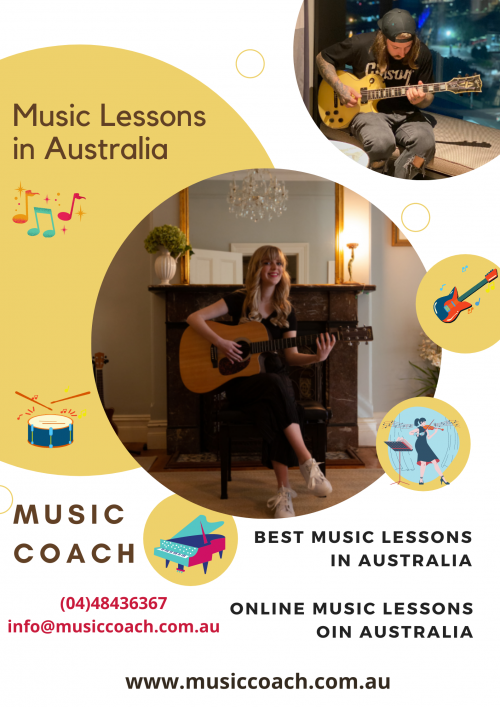 Music Coach is a newly established platform where students can connect with high qualified and experienced music teachers. The aim is to have as many people as possible enjoy the experience of learning an instrument and music. Music Coach has built an amazing team of teachers across Sydney to make this a reality. Music Coach is part of the Sound Me Out Studios music group. A music company spanning and servicing music teaching, production and events.